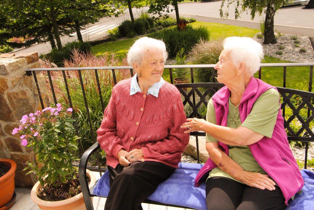 domov pro seniory se zvláštním režimem