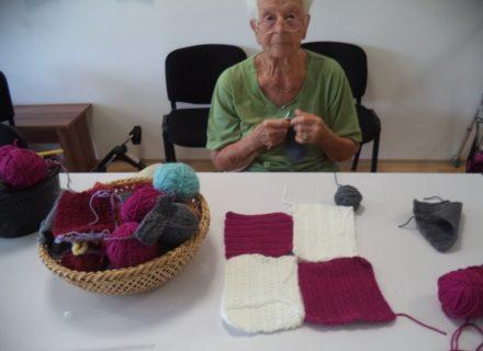 ergoterapie u seniorů
