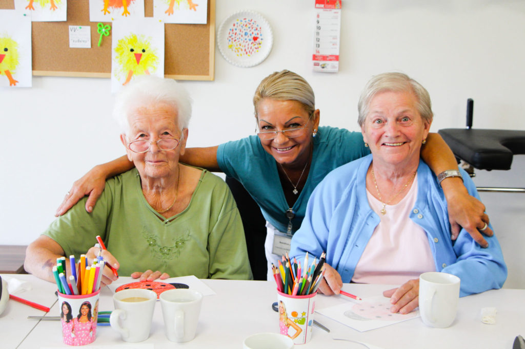 Seniorcentrum Pohoda: Naše centrum