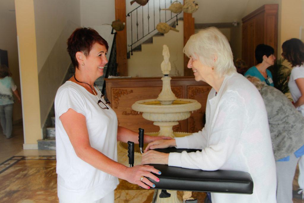 Seniorcentrum Pohoda: Přijetí do péče