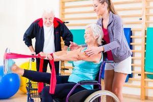 rehabilitace pro seniory