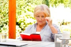 biblioterapie v domově pro seniory