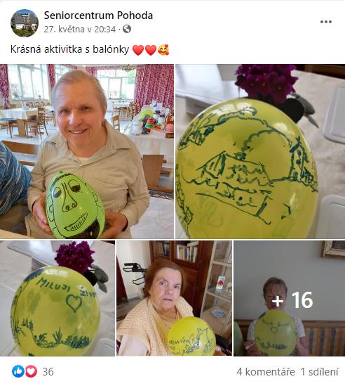 aktivity pro seniory v květnu